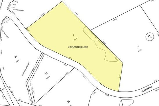 4 bed null bath Vacant Land at 1 Flanders Ln Cortlandt Manor, NY, 10567 is for sale at 175k - google static map