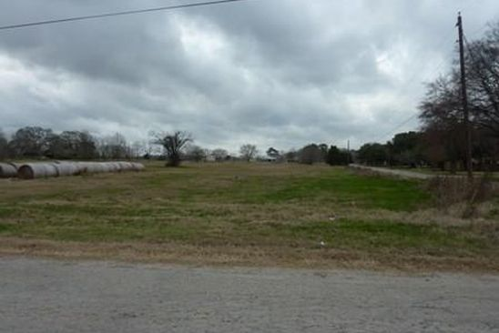 null bed null bath Vacant Land at  Tbd Northline & Parkwood Teague, TX, 75860 is for sale at 17k - google static map