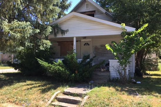 2 bed 1 bath Single Family at 1301 Clancy Ave Flint, MI, 48503 is for sale at 8k - google static map