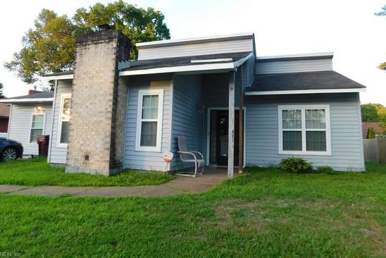 3 bed 2 bath Single Family at 2208 Haverford Dr Chesapeake, VA, 23320 is for sale at 255k - google static map
