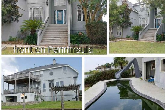 5 bed 3 bath Single Family at 1064 PENINSULA DR SLIDELL, LA, 70460 is for sale at 350k - google static map