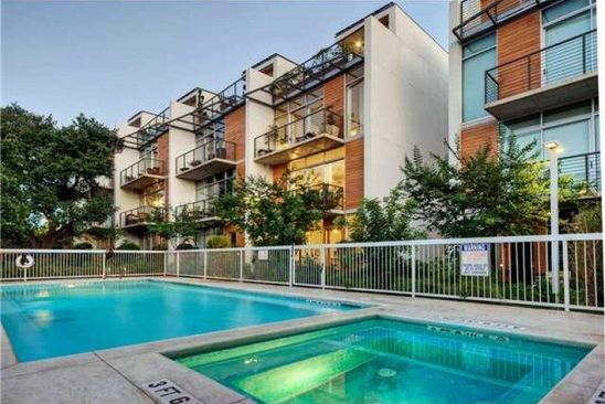 3 bed 4 bath Condo at 2301 S 5TH ST AUSTIN, TX, 78704 is for sale at 675k - google static map