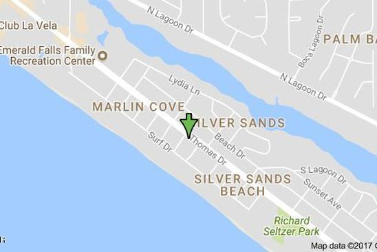 null bed null bath Vacant Land at 4101 COBIA ST PANAMA CITY BEACH, FL, 32408 is for sale at 100k - google static map