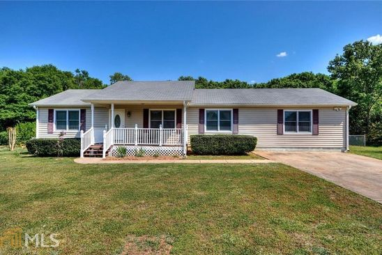 4 bed 3 bath Single Family at 30 Setters Pointe Euharlee, GA, 30145 is for sale at 155k - google static map