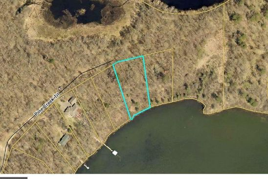 null bed null bath Vacant Land at 35648 Pine Creek Trl Pequot Lakes, MN, 56472 is for sale at 50k - google static map