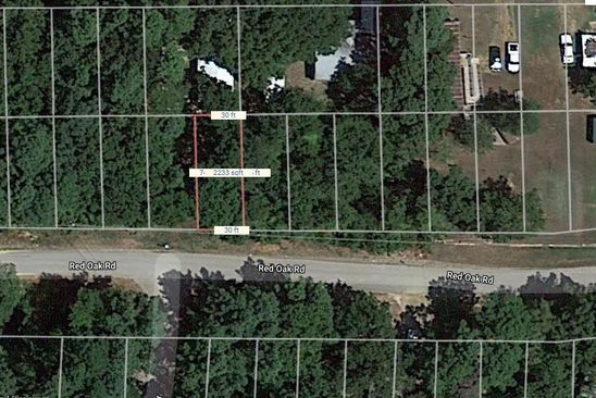 null bed null bath Vacant Land at LT95 Red Oak Rd Chandler, TX, 75758 is for sale at 2k - google static map