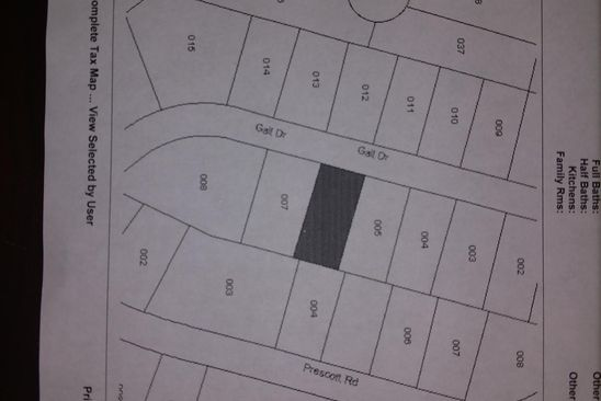 null bed null bath Vacant Land at  Gail Dr White haven, PA, 18661 is for sale at 7k - google static map