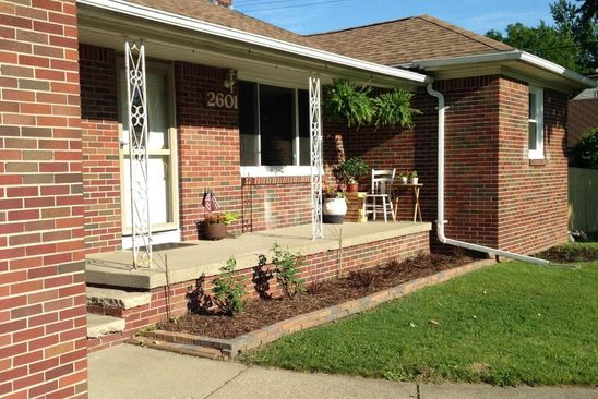 3 bed 2 bath Single Family at 2601 BOSTON BLVD LANSING, MI, 48910 is for sale at 125k - google static map