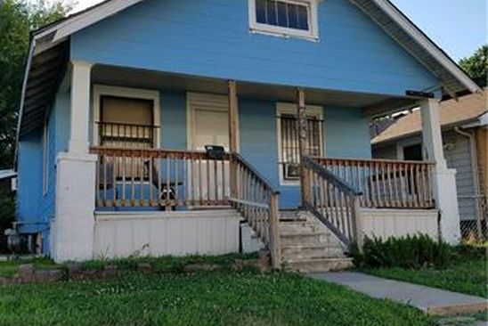 2 bed 1 bath Single Family at 720 HARDESTY AVE KANSAS CITY, MO, 64124 is for sale at 50k - google static map