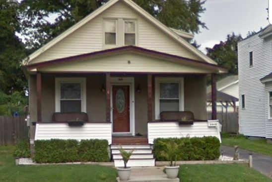 3 bed 2 bath Single Family at 2621 CAMPBELL AVE SCHENECTADY, NY, 12306 is for sale at 140k - google static map