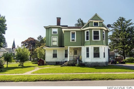 6 bed 6 bath Apartment at 403 CHURCH ST HERKIMER, NY, 13350 is for sale at 130k - google static map