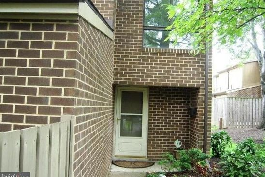 3 bed 3 bath Townhouse at 4 Cobbler Ct Baltimore, MD, 21208 is for sale at 214k - google static map
