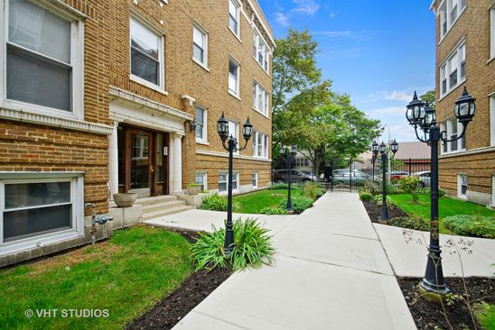 3 bed 2 bath Condo at 6912 N Lakewood Ave Chicago, IL, 60626 is for sale at 310k - google static map