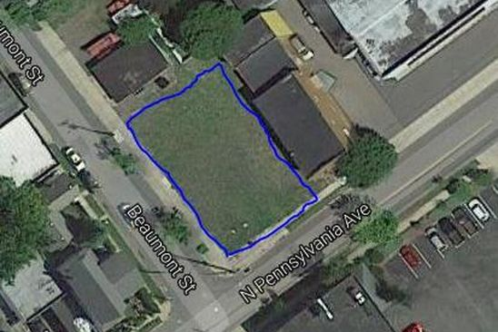 null bed null bath Vacant Land at 316 N Pennsylvania Ave Wilkes Barre, PA, 18702 is for sale at 63k - google static map