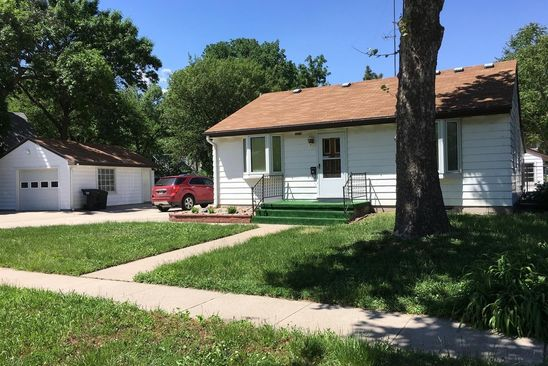 2 bed 1.5 bath Single Family at 3274 POTTER ST LINCOLN, NE, 68503 is for sale at 140k - google static map
