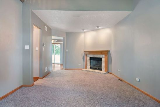 3 bed 4 bath Condo at 501 Flanagan Dr Minooka, IL, 60447 is for sale at 190k - google static map
