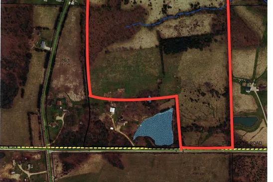 null bed null bath Vacant Land at 0 40+/- Acres Sapsucker Rd Sullivan, MO, 63080 is for sale at 140k - google static map