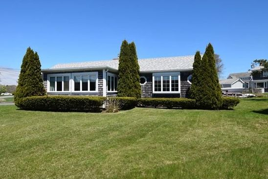 2 bed 2 bath Single Family at 73 Wianno Rd Bourne, MA, 02532 is for sale at 500k - google static map