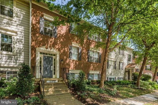 3 bed 2 bath Condo at 12012 GOLF RIDGE CT FAIRFAX, VA, 22033 is for sale at 298k - google static map