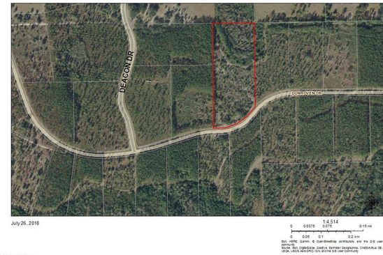 null bed null bath Vacant Land at 14073 Dunroven Dr Bryceville, FL, 32009 is for sale at 59k - google static map