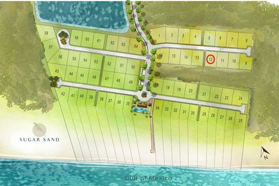 null bed null bath Vacant Land at 216 Sugar Sand E Mexico Beach, FL, 32410 is for sale at 155k - google static map