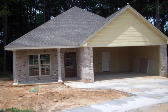 3 bed 2 bath Single Family at 14 Lafite Cv Hattiesburg, MS, 39402 is for sale at 170k - google static map