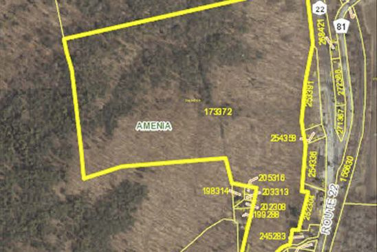 null bed null bath Vacant Land at  Route 22 Wassaic, NY, 12592 is for sale at 190k - google static map