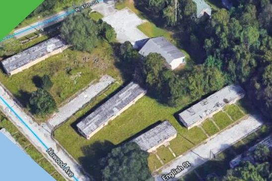 8 bed 4 bath Multi Family at 1507 English St Jacksonville, FL, 32208 is for sale at 90k - google static map