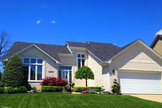 4 bed 3 bath Single Family at 18739 RIVERSIDE GLEN DR MACOMB, MI, 48044 is for sale at 330k - google static map