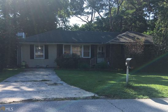 3 bed 2 bath Single Family at 1136 HOLLY CIR FOREST PARK, GA, 30297 is for sale at 85k - google static map