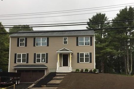 4 bed 3 bath Single Family at 14 Woodcliff Rd Canton, MA, 02021 is for sale at 800k - google static map