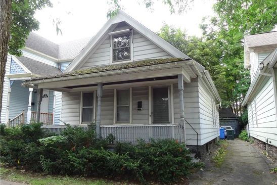 3 bed 1 bath Single Family at 131 Oakland St Rochester, NY, 14620 is for sale at 60k - google static map