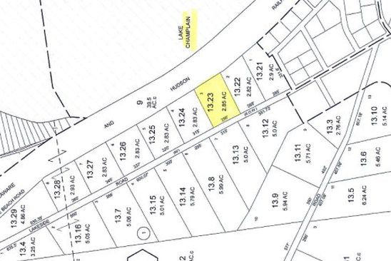 null bed null bath Vacant Land at 3 Lakeside Rd Peru, NY, 12972 is for sale at 40k - google static map
