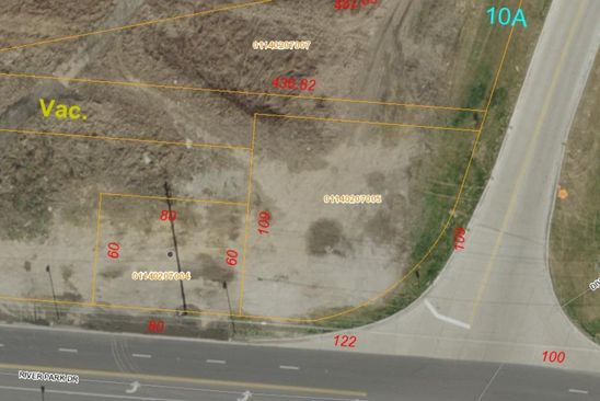 null bed null bath Vacant Land at 117-119 River Park East St Louis, IL, 62201 is for sale at 90k - google static map
