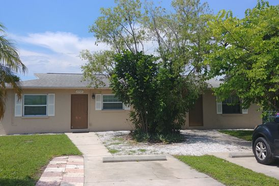 4 bed 2 bath Multi Family at 2907 47TH AVE W BRADENTON, FL, 34207 is for sale at 190k - google static map