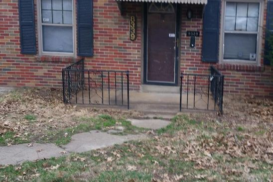 2 bed 1 bath Single Family at 8339 OSBORN DR SAINT LOUIS, MO, 63136 is for sale at 36k - google static map