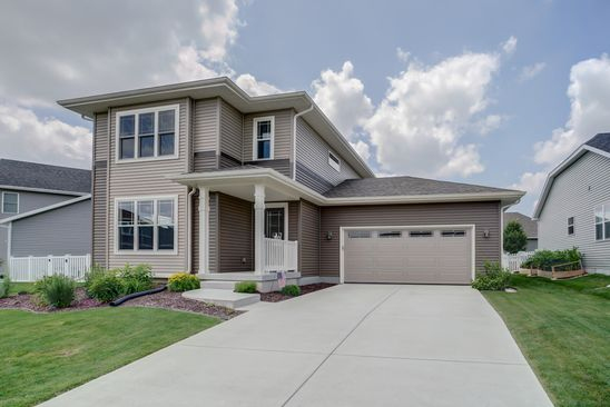 3 bed 3 bath Single Family at 1330 BLAZINGSTAR LN SUN PRAIRIE, WI, 53590 is for sale at 300k - google static map