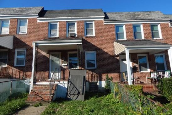 3 bed 2 bath Condo at 3920 FLOWERTON RD BALTIMORE, MD, 21229 is for sale at 62k - google static map