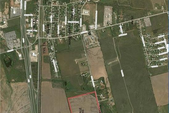 null bed null bath Vacant Land at 702 McCartney Ln Tye, TX, 79563 is for sale at 195k - google static map
