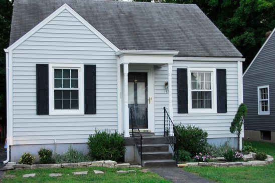 2 bed 1 bath Single Family at 112 Colonial Dr Saint Matthews, KY, 40207 is for sale at 169k - google static map