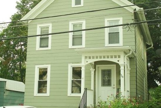 4 bed 2 bath Single Family at 16 WASHINGTON ST NEWTON, NJ, 07860 is for sale at 160k - google static map