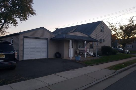 4 bed 1 bath Single Family at 58 ARTHUR AVE CARTERET, NJ, 07008 is for sale at 270k - google static map