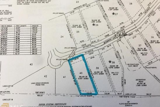 null bed null bath Vacant Land at 0 Mulberry Ln Lindale, GA, 30147 is for sale at 15k - google static map