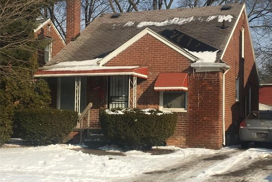 3 bed 1 bath Single Family at 8606 CLOVERLAWN ST DETROIT, MI, 48204 is for sale at 35k - google static map