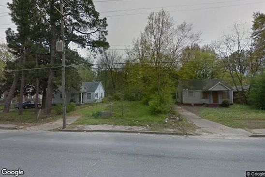 2 bed null bath Vacant Land at 731 Whitney Ave Memphis, TN, 38127 is for sale at 2k - google static map