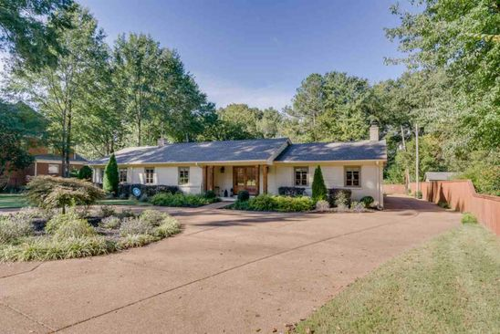 4 bed 3 bath Single Family at 181 S MENDENHALL RD MEMPHIS, TN, 38117 is for sale at 515k - google static map