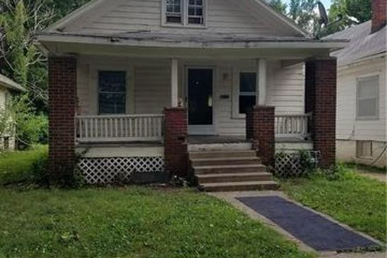 3 bed 1 bath Single Family at 1523 LAWN AVE KANSAS CITY, MO, 64127 is for sale at 53k - google static map