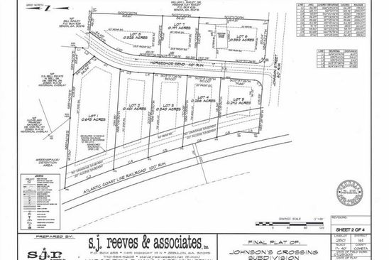null bed null bath Vacant Land at 44 Horseshoe Bend Way Senoia, GA, 30276 is for sale at 67k - google static map