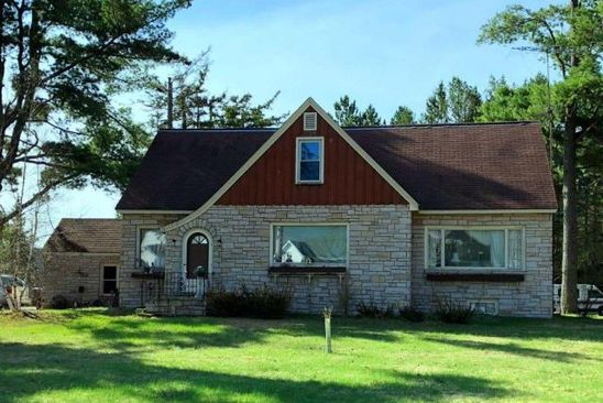 4 bed 2.5 bath Single Family at 6517 Olympic 76 St Land O Lakes, WI, 54540 is for sale at 100k - google static map