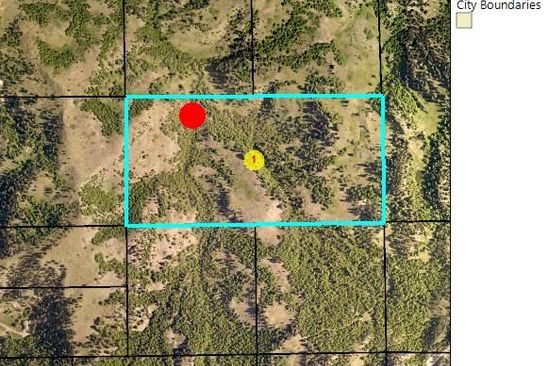 null bed null bath Vacant Land at 3600 Sunset Ranch Rd Spearfish, SD, 57783 is for sale at 680k - google static map